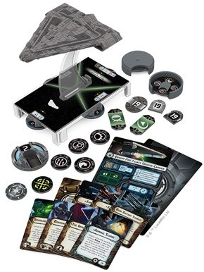 Star Wars Armada - Imperial Light Carrier-2