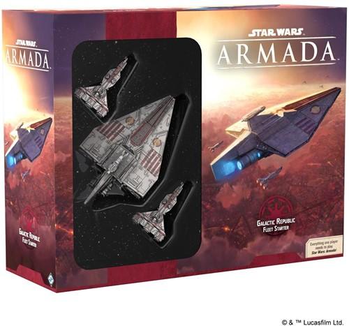 Star Wars Armada - Galactic Republic Fleet