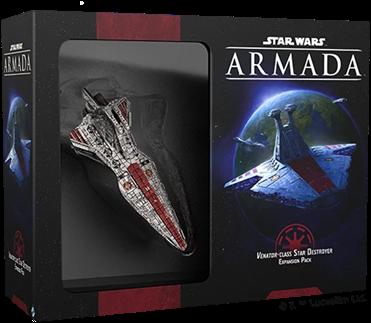 Star Wars Armada - Venator-Class Star Destroyer