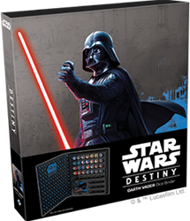 Star Wars Destiny Darth Vader Dice Binder