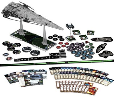 Star Wars X-wing - Imperial Raider Expansion-2