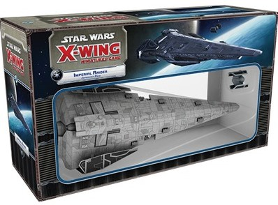 Star Wars X-wing - Imperial Raider Expansion-1