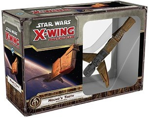 Star Wars X-wing - Hound's Tooth Expansion