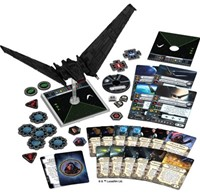 Star Wars X-wing - Upsilon-class Shuttle Expansion