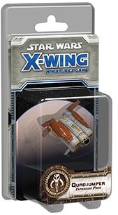 Star Wars X-wing - Quadjumper Expansion