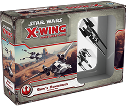 Star Wars X-Wing Saw's Renegades