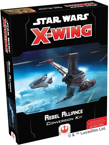 Star Wars X-wing 2.0 Rebel Alliance Conversion Kit