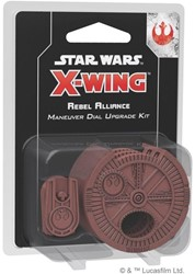 Star Wars X-wing 2.0 Rebel Alliance Maneuver Dial