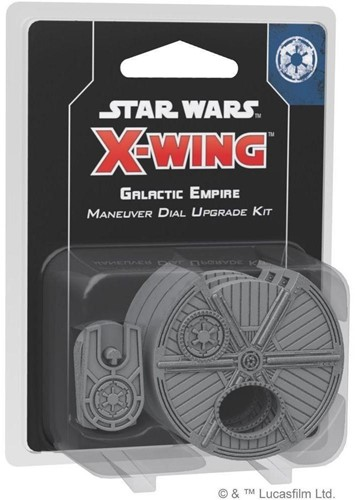 Star Wars X-wing 2.0 Galactic Empire Maneuver Dial