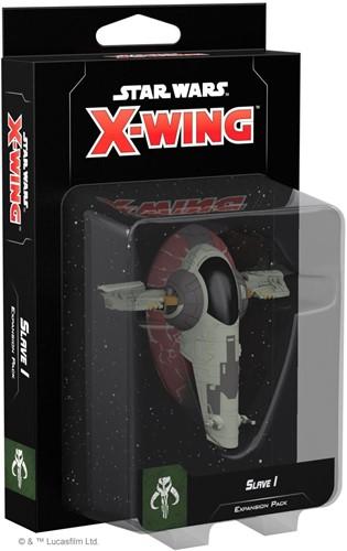 Star Wars X-wing 2.0 Slave I Expansion