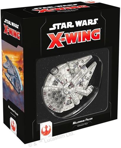Star Wars X-wing 2.0 - Millennium Falcon