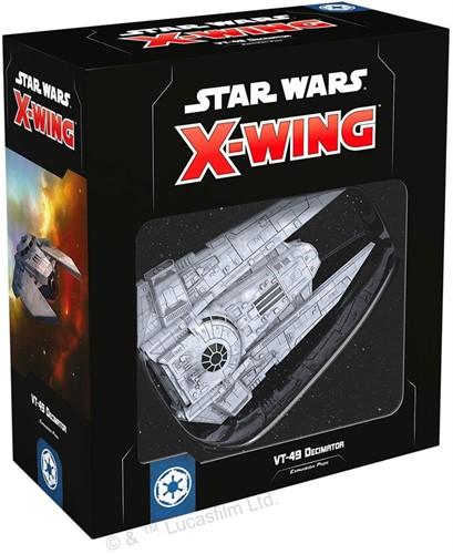 Star Wars X-wing 2.0 - VT-49 Decimato