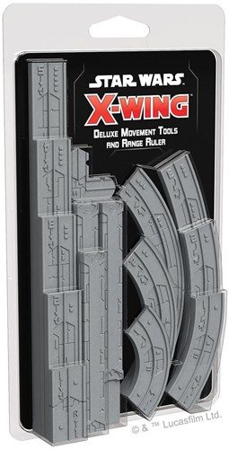 Star Wars X-wing 2.0 - Deluxe Tools and Range Ruler