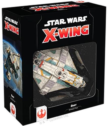 Star Wars X-wing 2.0 - Ghost