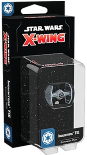 Star Wars X-wing 2.0 - Inquisitor's TIE