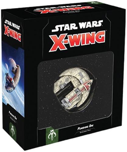 Star Wars X-wing 2.0 - Punishing One