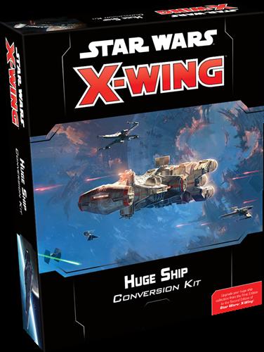 Star Wars X-wing 2.0 - Huge Ship Conversion Kit