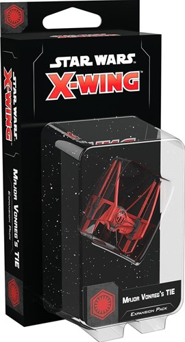 Star Wars X-wing 2.0 - Major Vonreg's TIE