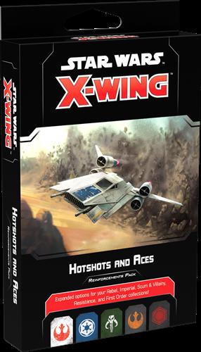 Star Wars X-wing 2.0 - Hotshots Aces Reinforcement