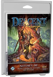 Descent Journeys In The Dark - Nature's Ire Expansion