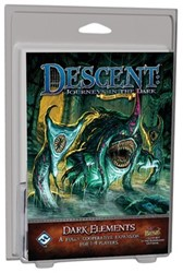 Descent Journeys In The Dark - Dark Elements Expansion