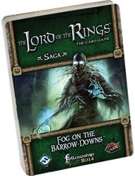 Lord of the Rings - Fog on the Barrow-Downs - Saga Expansion