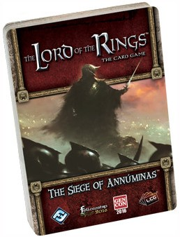 Lord of the Rings - The Siege of Annuminas