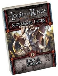 Lord of the Rings - Heirs of Numenor Nightmare Decks