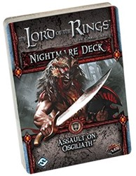 Lord of the Rings - Assault on Osgiliath Nightmare Deck