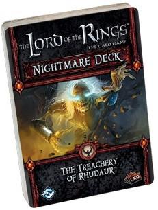 Lord of the Rings - The Treachery of Rhudaur - Nightmare Deck