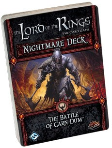 Lord of the Rings - The Battle of Carn Dum - Nightmare Deck