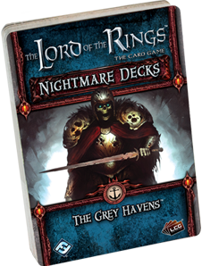 Lord of the Rings - The Grey Havens Nightmare Decks