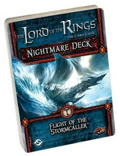 Lord of the Rings - Flight of the Stormcaller Nightmare Deck