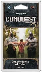 Warhammer 40K Conquest LCG Descendants of Isha War Pack