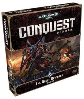 Warhammer 40K Conquest - The Great Devourer Expansion