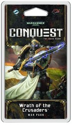 Warhammer 40K Conquest LCG Wrath of the Crusader War Pack