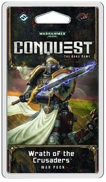 Warhammer 40K Conquest LCG Wrath of the Crusader War Pack