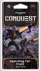 Warhammer 40K Conquest LCG Searching for Truth WP