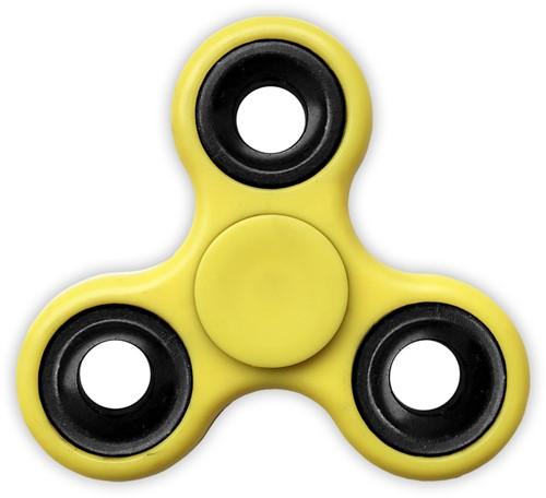 Fidget Spinner - Geel