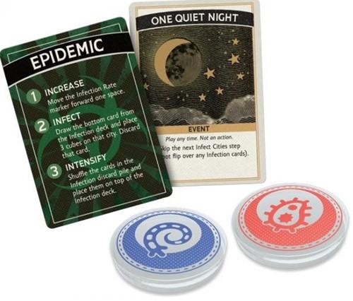 Pandemic 10-jarige Jubileumeditie (Engelse versie)-2