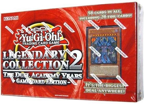 Yu-Gi-Oh! Legendary Collection 2 Gameboard
