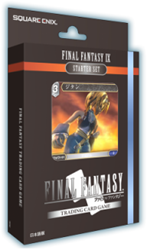 Final Fantasy TCG IX - Fire & Water Starter Set