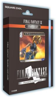 Final Fantasy TCG IX - Fire & Water Starter Set