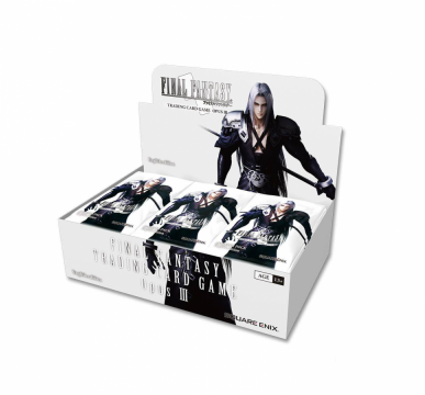 Final Fantasy TCG - Opus 3 Boosterbox