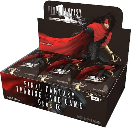 Final Fantasy TCG Opus 9 Boosterbox