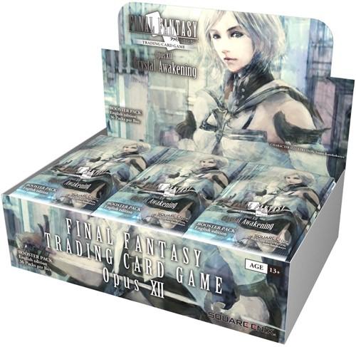 Final Fantasy TCG Opus 12 Boosterbox