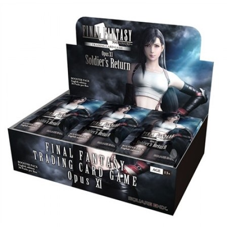 Final Fantasy TCG Opus 11 Boosterpack