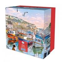 First Catch - Gift Box - Steve Crisp Puzzel (500 stukjes)-1