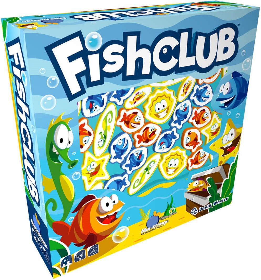 Fish Club - kopen bij Spellenrijk.nl