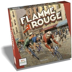 Flamme Rouge - Wielrenspel (NL)